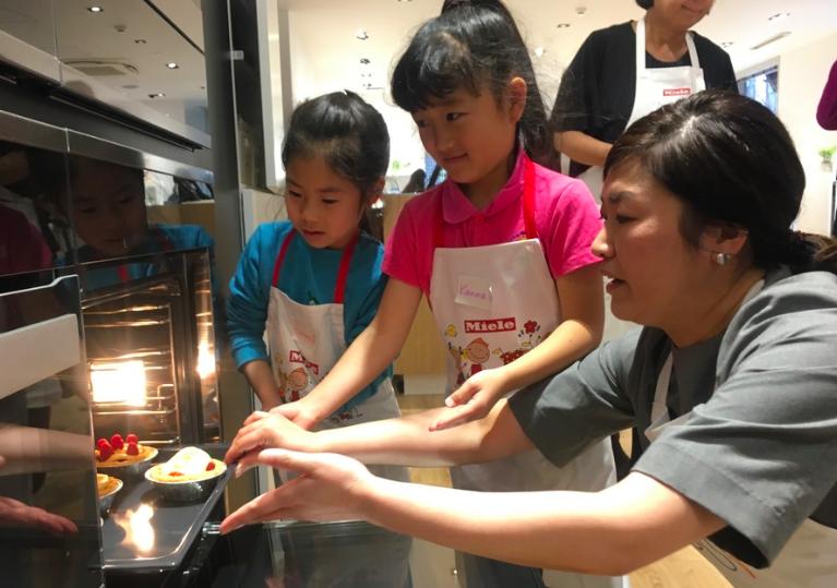 20190308ミーレ焼き菓子体験会