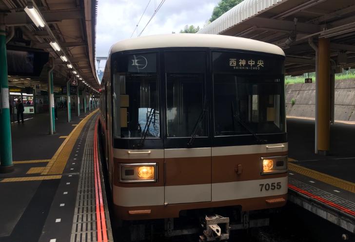 20190331北神急行谷上駅