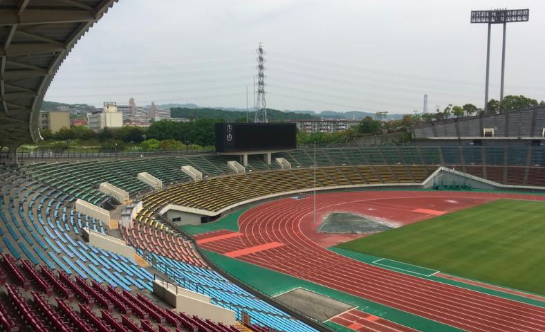20190503ユニバー記念競技場