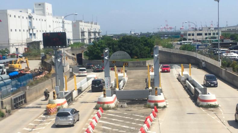 20190505港島トンネル