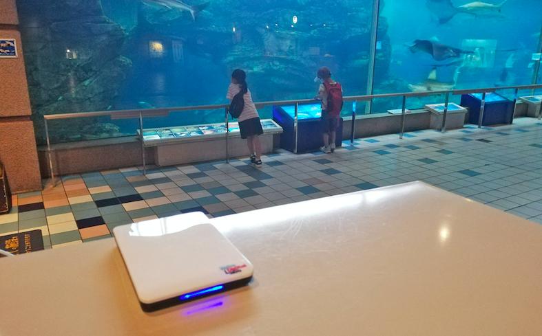 20190520須磨水族園ビーコン