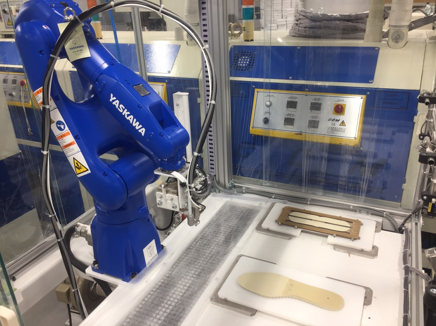 20190612ロボット生産開始