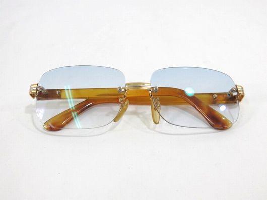 本鼈甲 眼鏡 金具K18