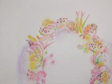 花の首飾り2