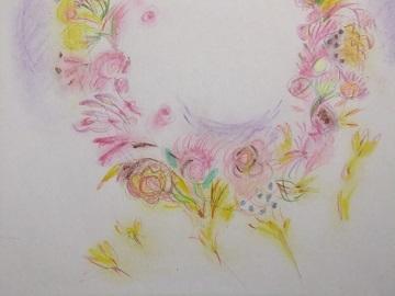 花の首飾り3