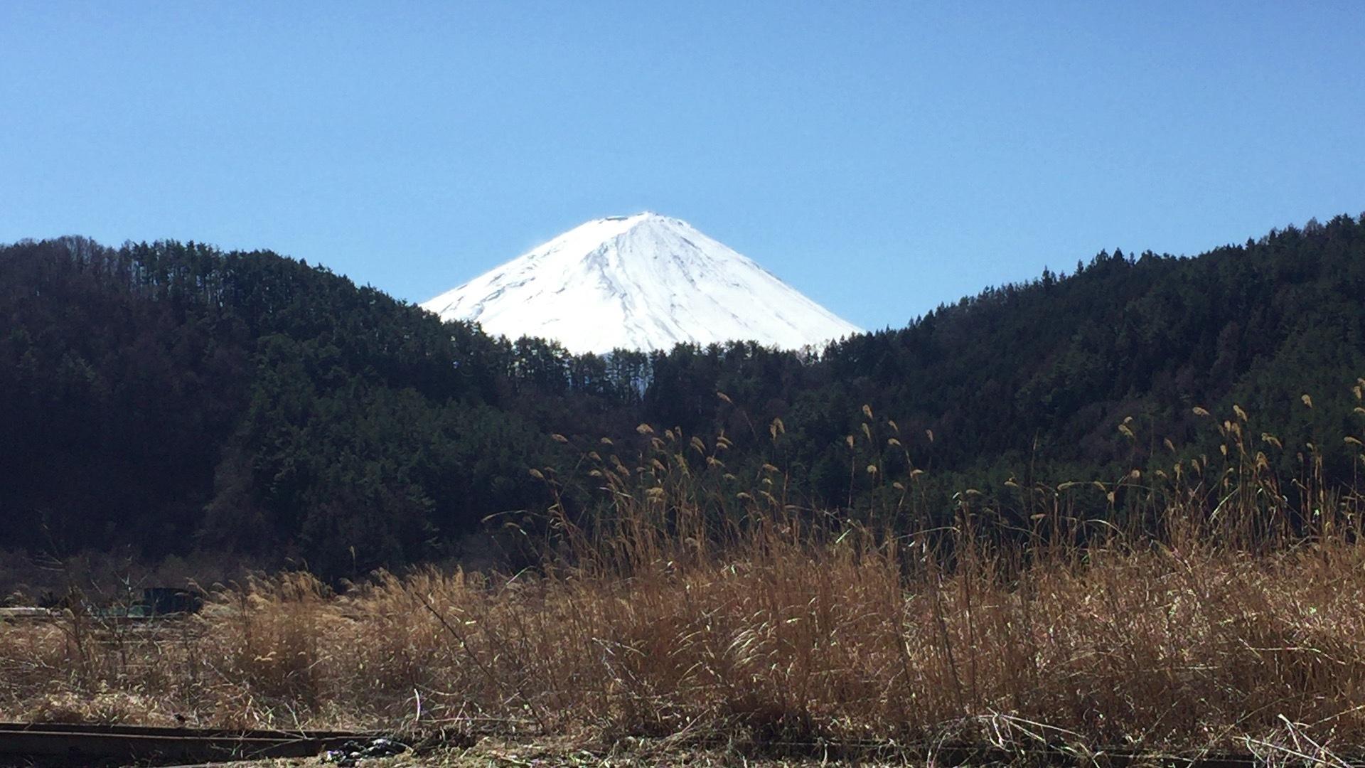 190308大石からの富士