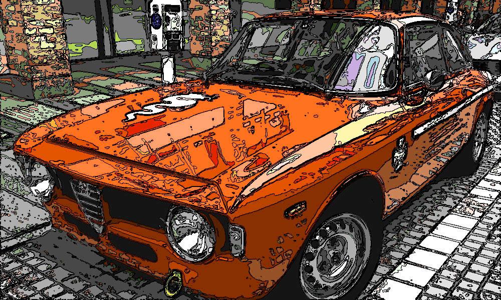 ジュリア13000GTA jr 1969