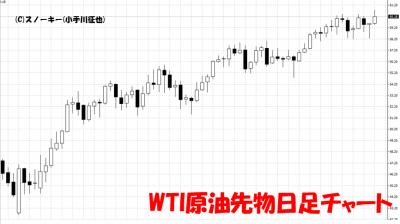 20190330WTI原油先物日足チャート
