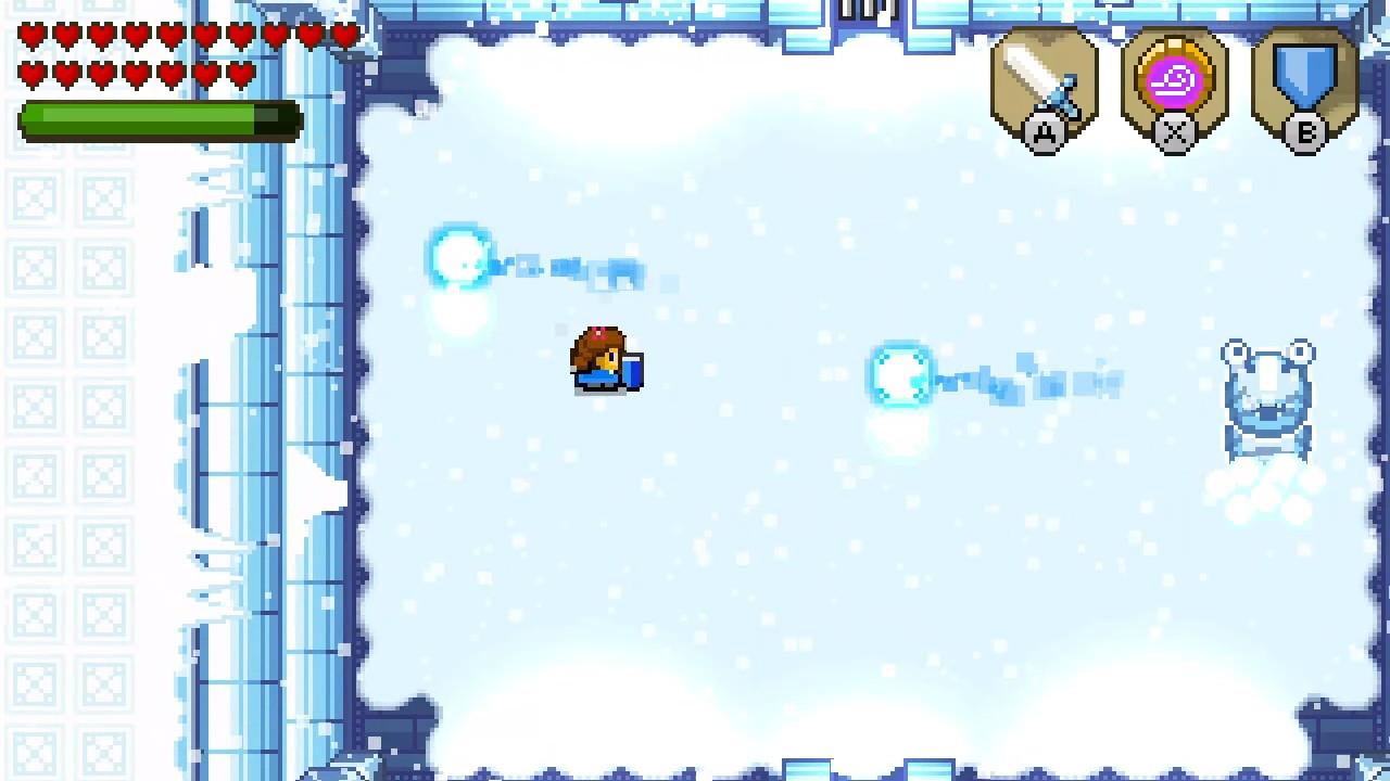 ブロッサムテイルズ® 氷の聖堂-8