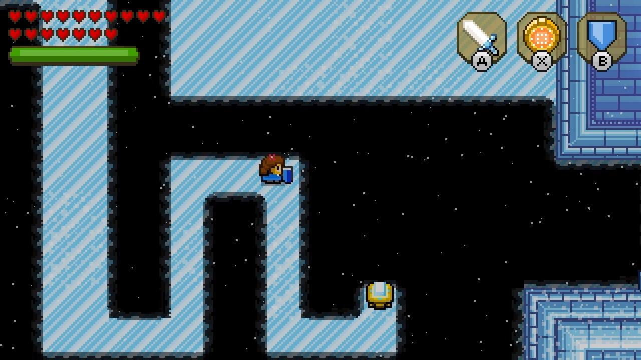 ブロッサムテイルズ® 氷の聖堂-11