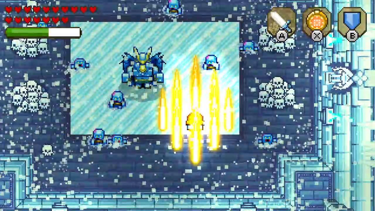 ブロッサムテイルズ® 氷の聖堂-13