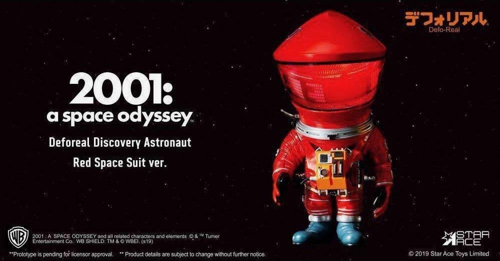 「2001年宇宙の旅」デフォリアルシリーズ発売決定&予約受付開始
