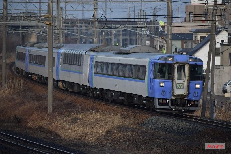 71D オホーツク1号 20190326