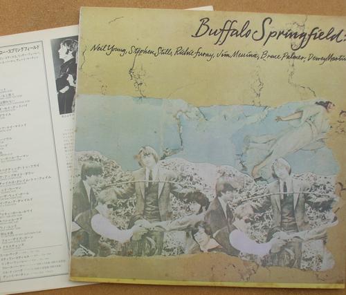 buffalo springfield lp