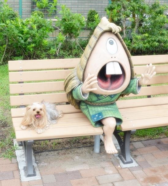 2019年06月23日鬼太郎公園⑥やまぎことりれら blos