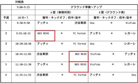 4.1(月)新4年、U-10・アッチCUP要項④