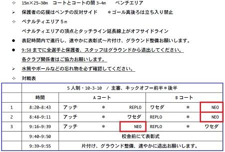 3.10(日)2年、3_10(日)U-8都電リーグ表彰式②