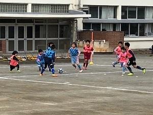 3.17(日)みんなでサッカー写真②