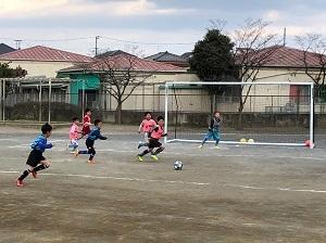 3.17(日)みんなでサッカー写真③