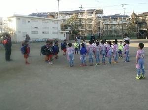 3.21(木祝)府中九中2TM写真③