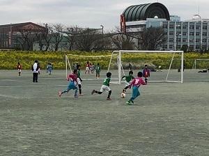 3.23(土)FC KAZO新4招待写真②