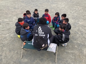 3.23(土)FC KAZO新4招待写真③