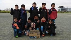 3.23(土)FC KAZO新4招待写真⑬