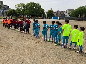 5.3(金祝)U12前期リーグ二日目写真③
