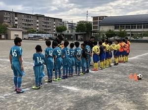 5.6(月祝)U12前期リーグ三日目写真