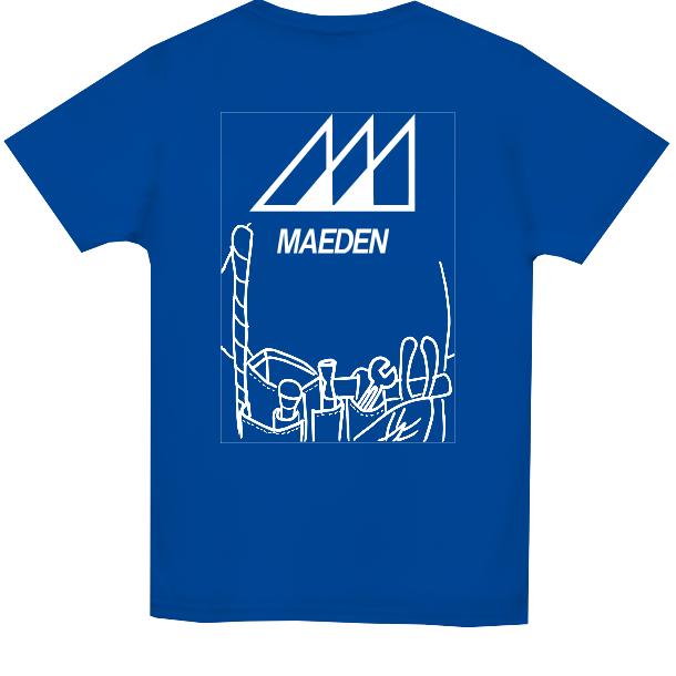 マエデンオリジナルTシャツ2
