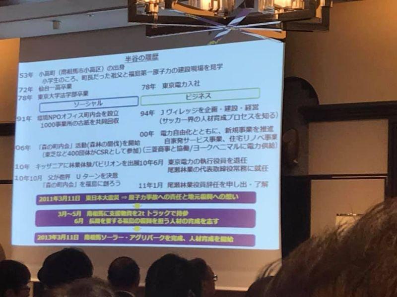 東日本大震災後の復興と未来を担う人材育成