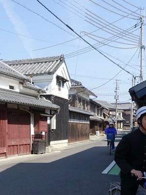 水口旧東海道1903