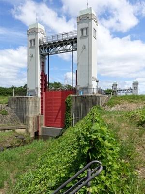 伏見三栖の閘門1906