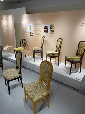 LIXILギャラリー椅子の神様展1906