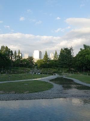 靭公園1906