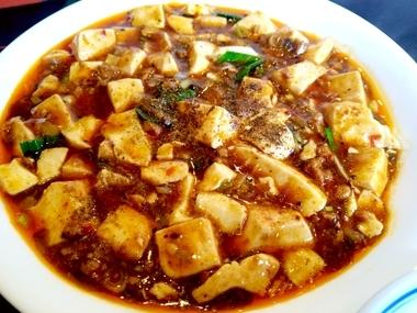 陳麻婆豆腐♪
