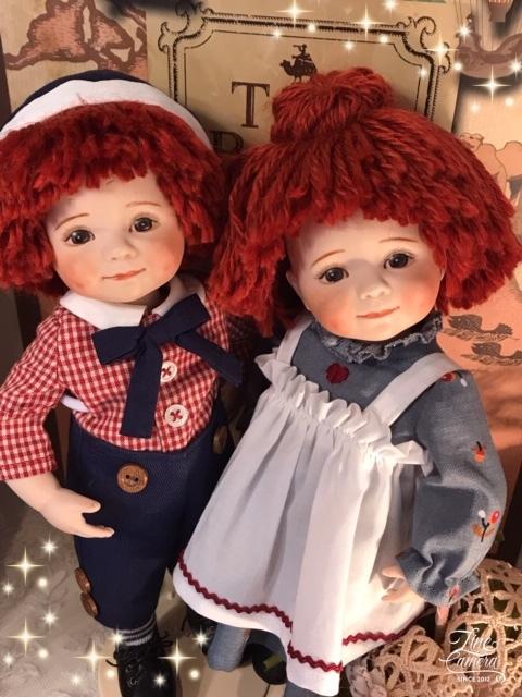 bokuchan doll