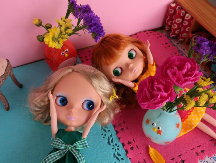 2019紫陽花とハリー&ユヅ20