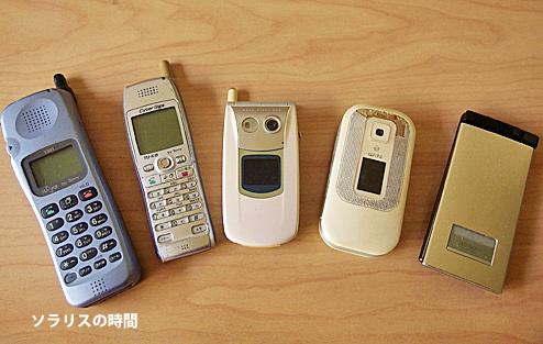 987-101平成ガラケーヒストリー1
