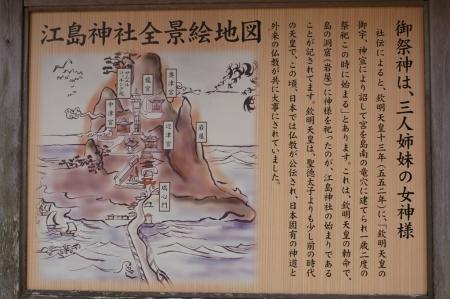 江島神社の由来