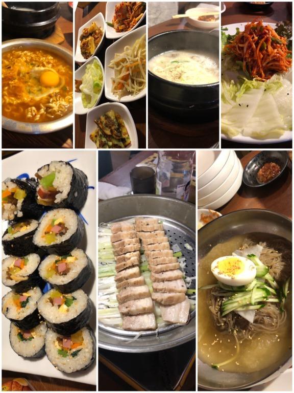 韓国料理1-2