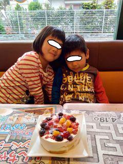 ブログ2 0429ケーキ