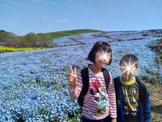 ブログ2 0430ひたち海浜 (2)