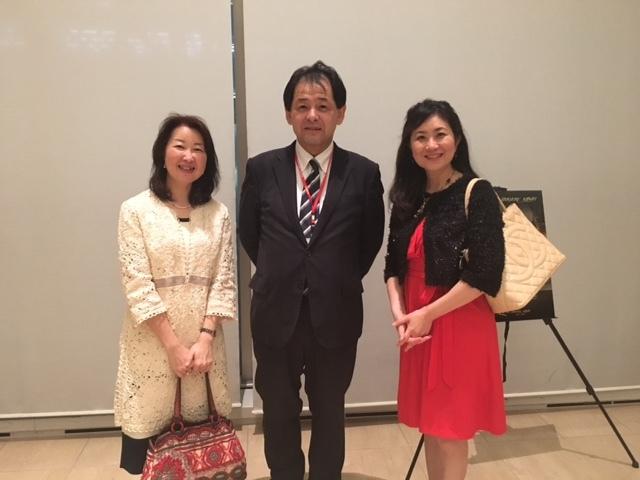 麻里子さん、小川さんと