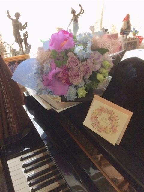 naomichan bouquet