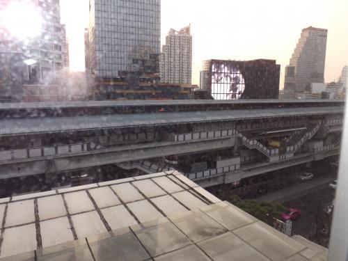 アイレジデンスホテル 風景