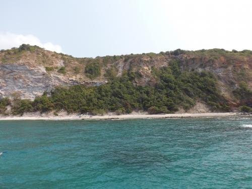 コッコ島 2日目
