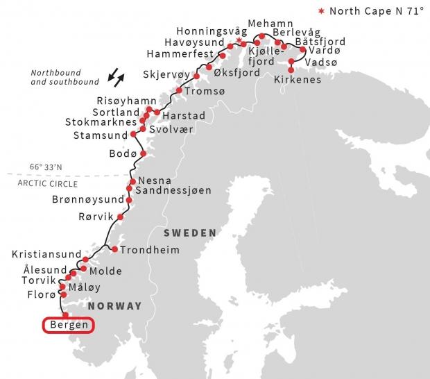 ノルウェーポートの地図01