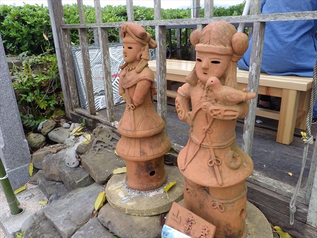青島神社-2 山幸彦と海幸彦