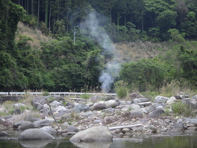 秡川 伊良原ダム下流域-4